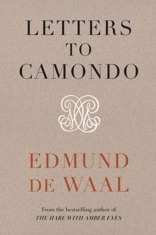 Letters to Camondo - Edmund de Waal