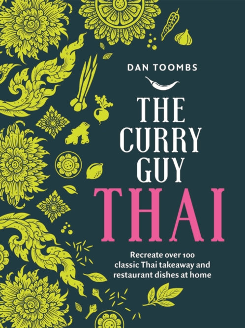 The Curry Guy Thai - Dan Toombs