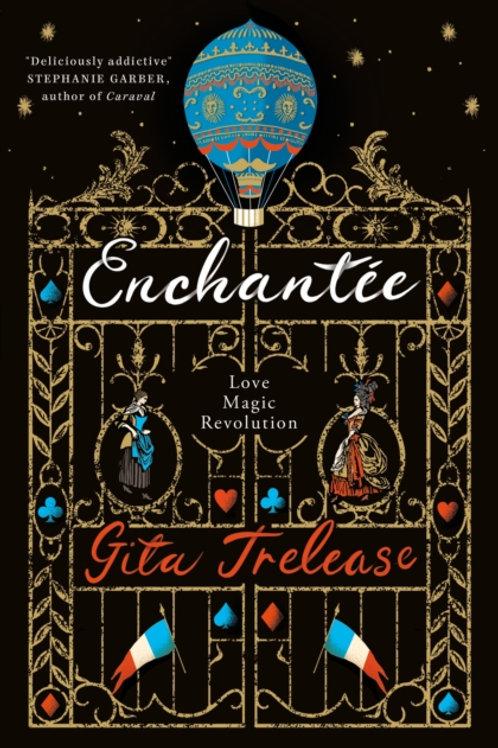 Enchantee - Gita Trelease