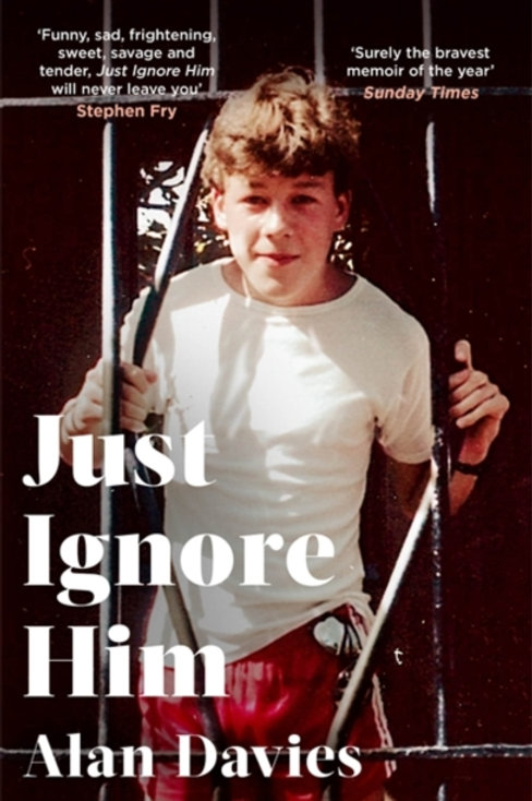 Just Ignore Him - Alan Davies