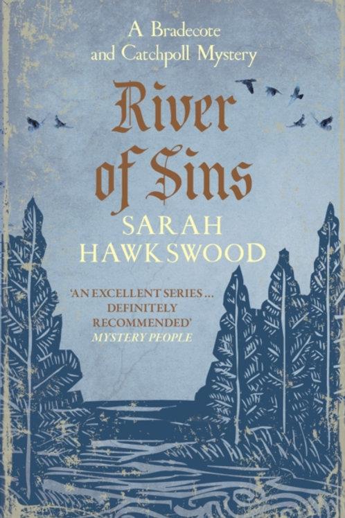 River of Sins - Sarah Hawkswood