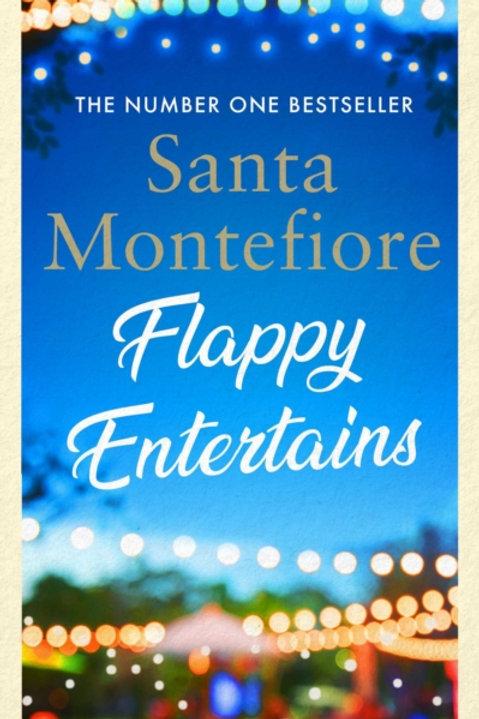 Flappy Entertains - Santa Montefiore