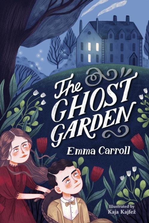 The Ghost Garden - Emma Carroll