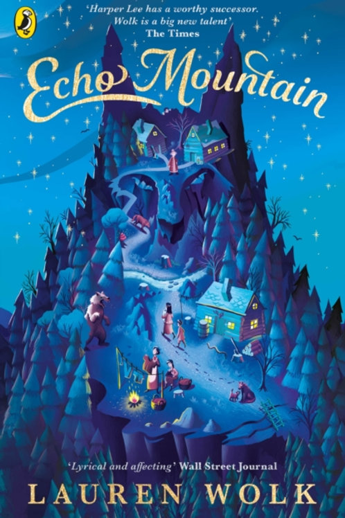 Echo Mountain - Lauren Wolk