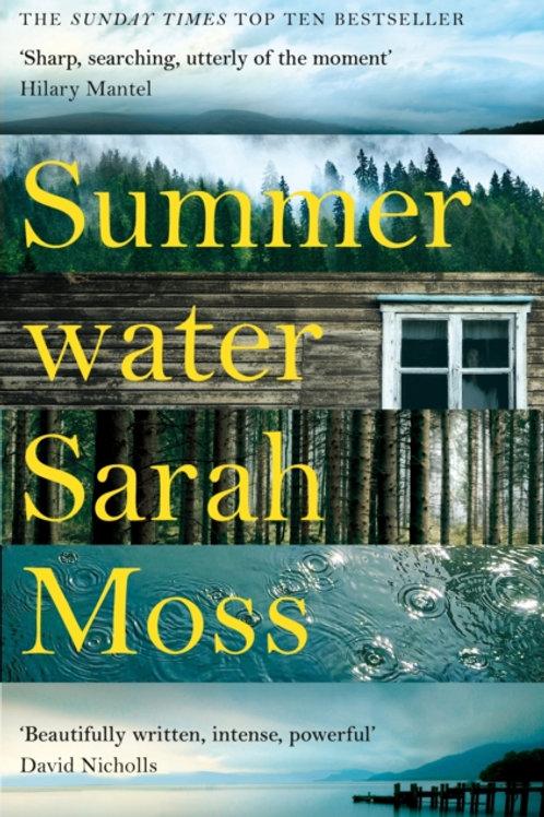 Summerwater - Sarah Moss