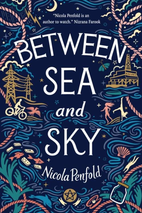 Between Sea and Sky - Nicola Penfold