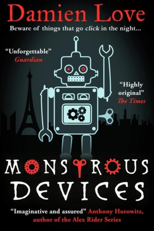 Monstrous Devices - Damien Love