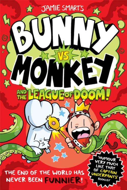 Bunny vs Monkey and the League of Doom! : 3 - Jamie Smart