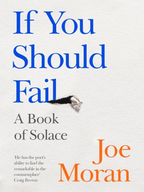 If You Should Fail: A Book of Solace - Joe Moran