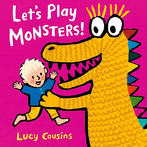 Let's Play Monsters - Lucy Cousins