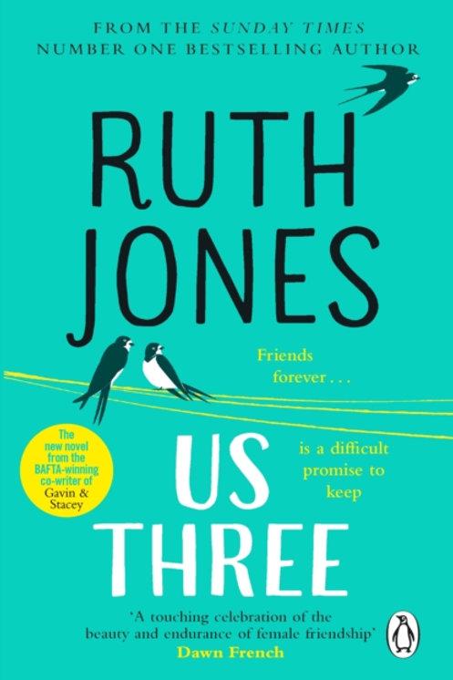 Us Three - Ruth Jones