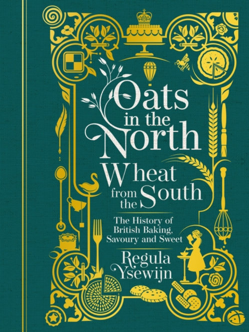 Oats in the North,  Wheat from the South - Regula Ysewijn