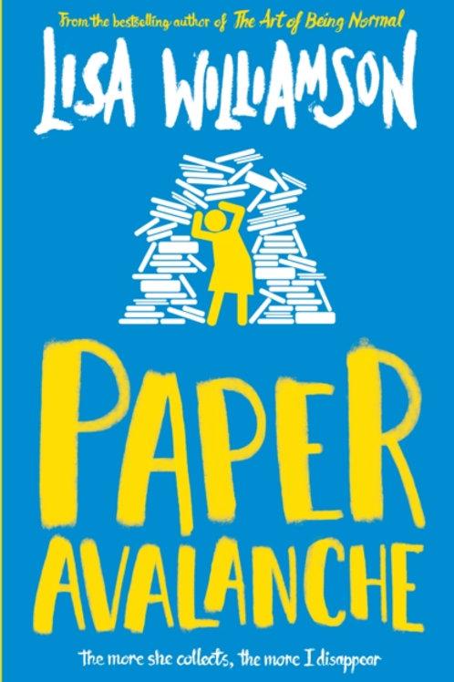 Paper Avalanche - Lisa Williamson