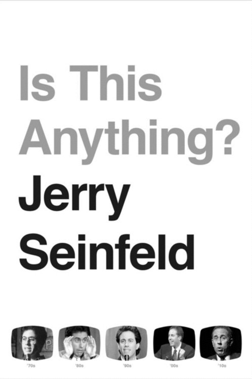 Is This Anything - Jerry Seinfeld