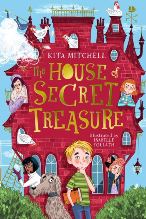 The House of Secret Treasure - Kita Mitchell
