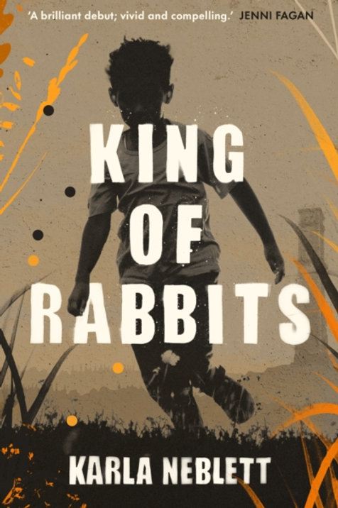 King of Rabbits - Karla Neblett