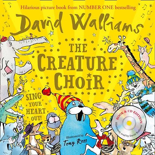 The Creature Choir - David Walliams