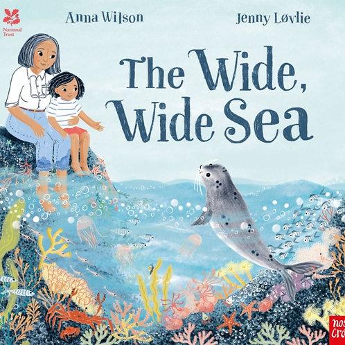 The Wide, Wide Sea - Anna Wilson