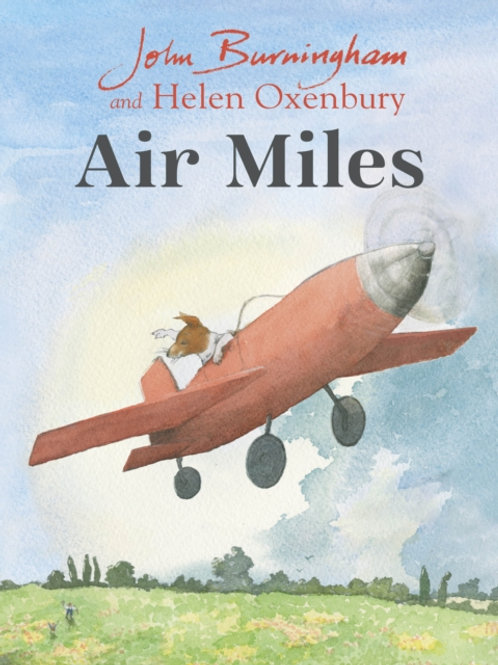 Air Miles - John Burningham and Bill Salaman