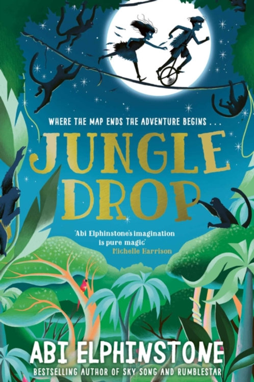 Jungledrop - Abi Elphinstone