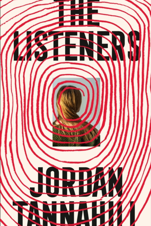 The Listeners - Jordan Tannahill