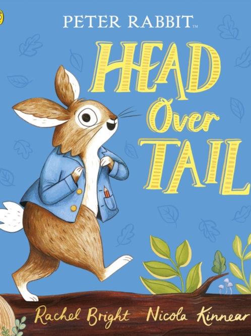 Peter Rabbit: Head over Tail - Rachel Bright