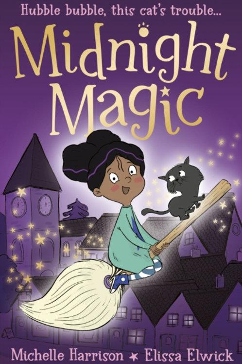 Midnight Magic - Michelle Harrison