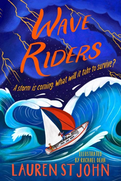 Wave Riders - Lauren St John