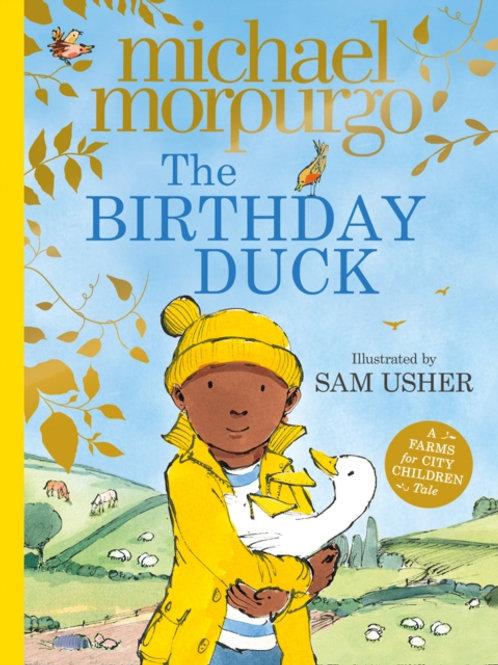 The Birthday Duck - Michael Morpurgo