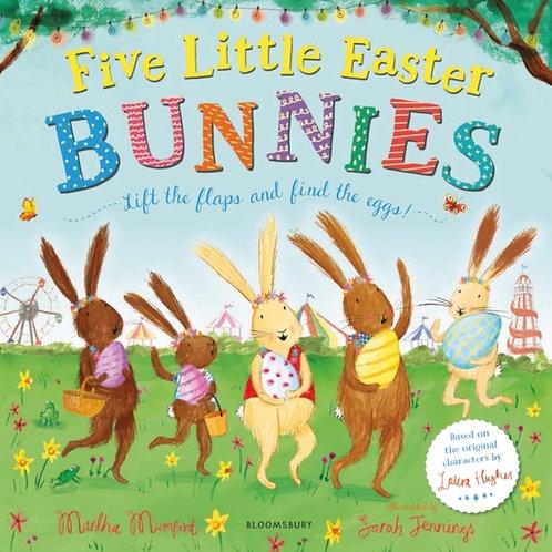 Five Little Easter Bunnies - Martha Mumford