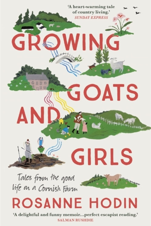 Growing Goats and Girls - Rosanne Hodin
