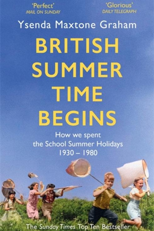 British Summer Time Begins -  Ysenda Maxtone Graham