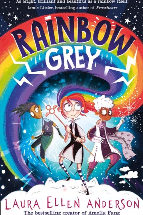 Rainbow Grey - Laura Ellen Anderson