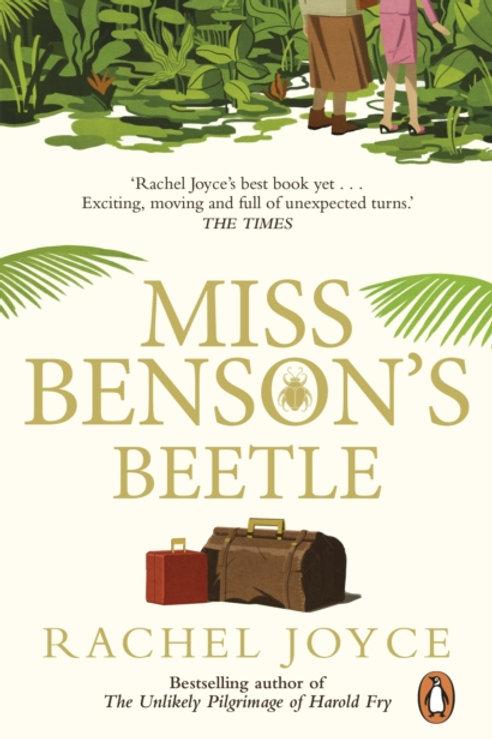 Miss Benson's Beetle - Rachel Joyce