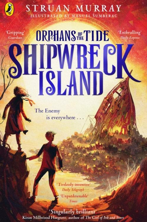 Shipwreck Island - Struan Murray
