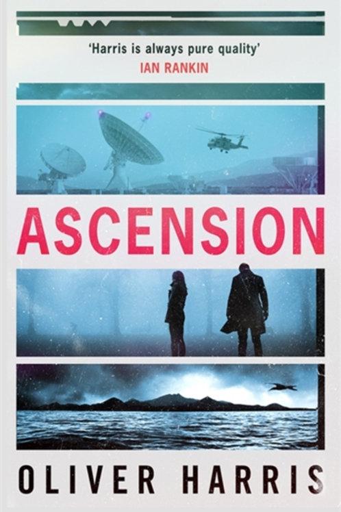 Ascension - Oliver Harris