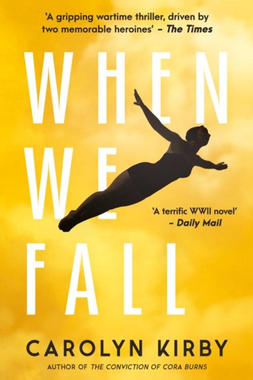 When We Fall - Carolyn Kirby
