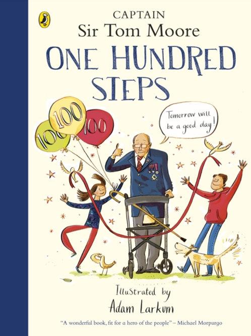 One Hundred Steps - Captain Tom Moore