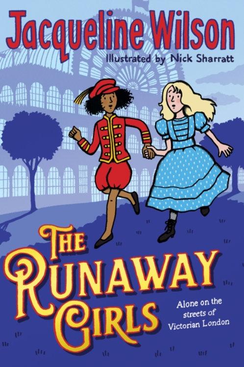 The Runaway Girls - Jacqueline Wilson