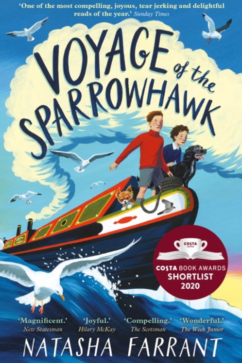 Voyage of the Sparrowhawk - Natasha Farrant