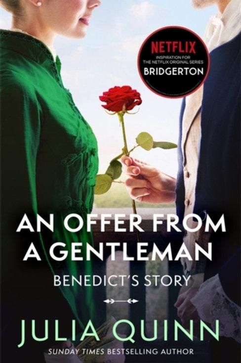 Bridgerton Book 3: An Offer From A Gentleman - Julia Quinn