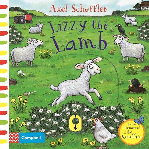 Lizzy the Lamb Board Book