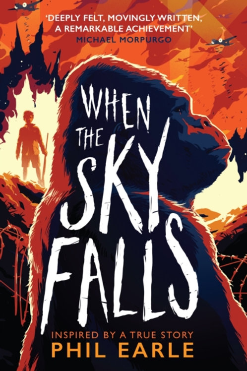 When the Sky Falls - Phil Earle