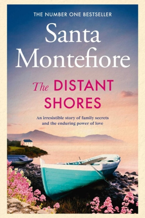 The Distant Shores - Santa Montefiore