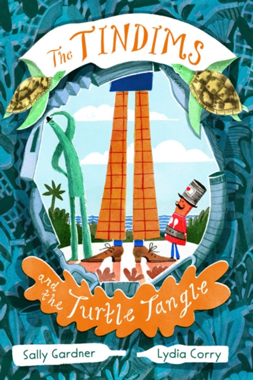 The Tindims and the Turtle Tangle - Sally Gardner
