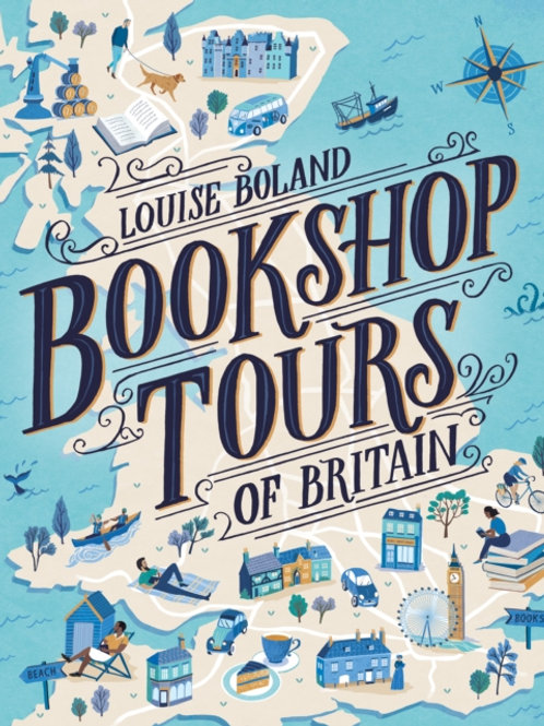 Bookshop Tours of Britain - Louise Boland