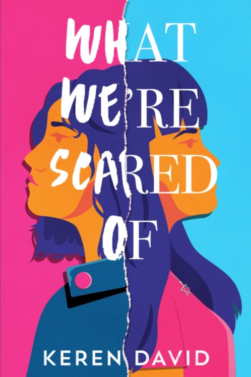 What We're Scared Of - Keren David