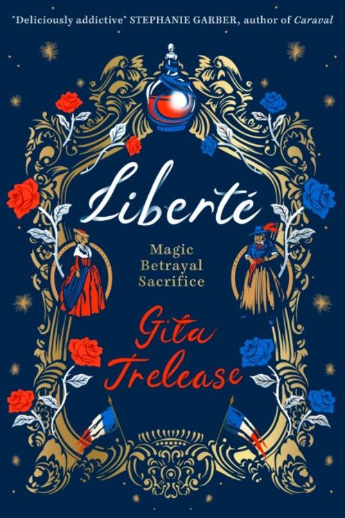Liberte - Gita Trelease