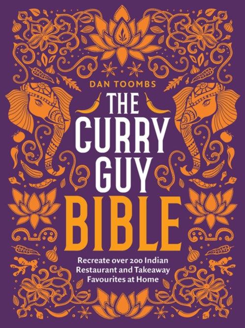 The Curry Guy Bible - Dan Toombs