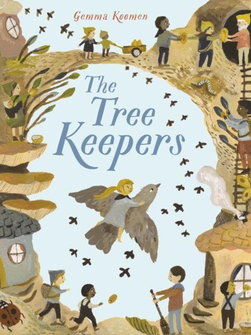 The Tree Keepers: Flock - Gemma Koomen